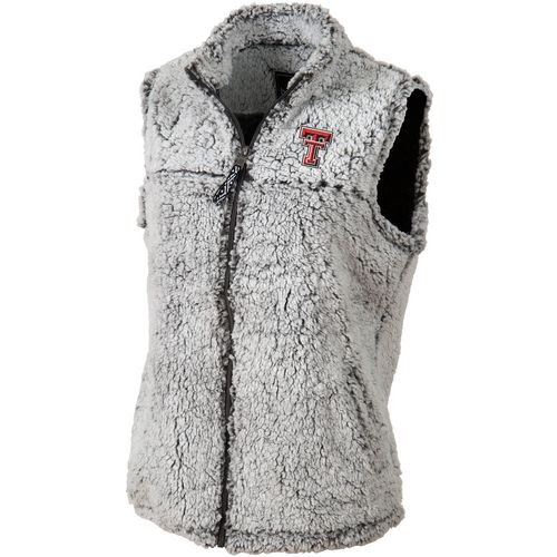 Boxercraft Women's Texas Tech University Sherpa Vest