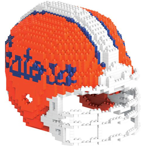 Forever Collectibles University of Florida BRXLZ 3-D Mini Helmet Puzzle