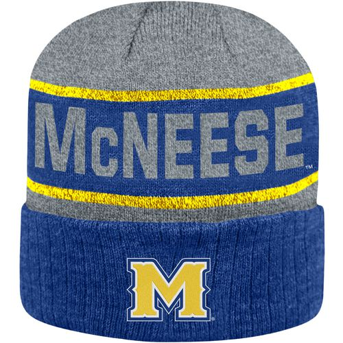 Top of the World Men's McNeese State University Below Zero Cuff Knit Hat
