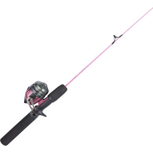 Shakespeare Pitchin Stik 2 ft 6 in M Spincast Rod and Reel Combo