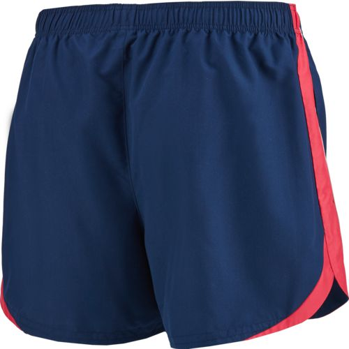 BCG Women's Plus Size Woven Athletic Shorts - view number 2