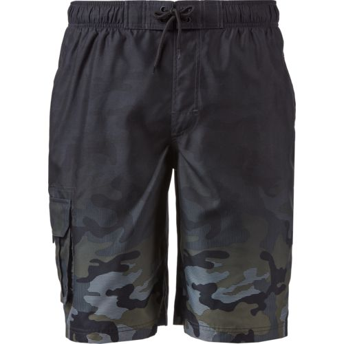 O'Rageous Men's Swim Print Boardshorts