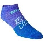 BCG Marled Verbiage No-Show Socks 6 Pack - view number 3