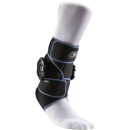 Display product reviews for McDavid Adults' True Ice Therapy Ankle Wrap