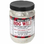 Magic Bait Hog Wild 10 oz. Catfish Dip Bait