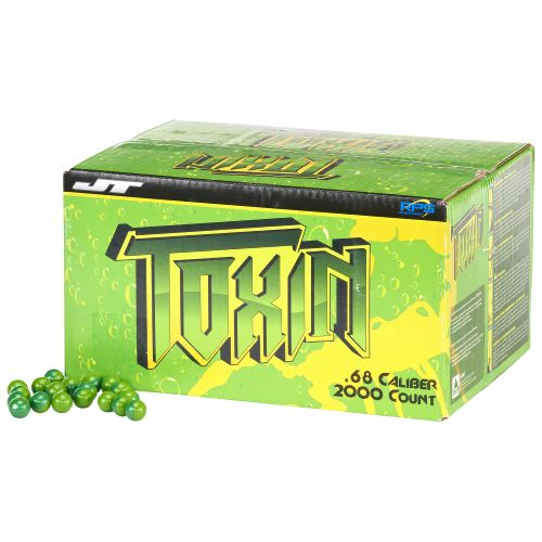 Image for RPS Toxin Paintballs 2,000-Pack from Academy