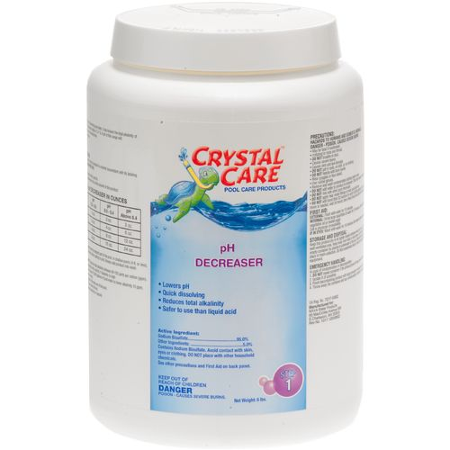 Crystal Care 6 lb. pH Decreaser - view number 1
