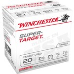 Winchester Target Load 20 Gauge 7.5 Shotshells - view number 1