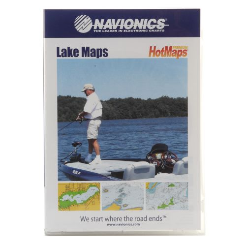Image for Navionics HotMaps Premium Southern Region Map Software from Academy