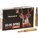 Monarch™ SP .30-06 Spring 150-Grain Rifle Ammunition