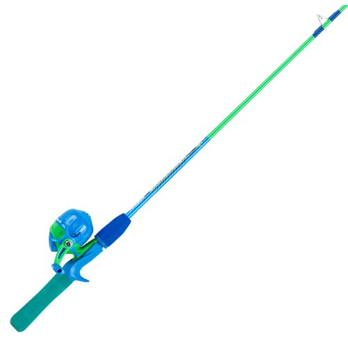 Shakespeare® Youth Salamander Spincast Rod and Reel Combo - view number 2