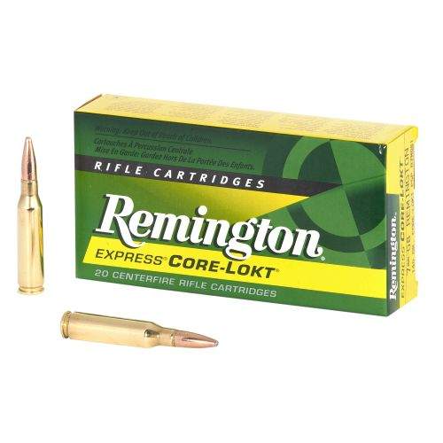 Remington Core-Lokt® 7mm-08 Remington 140-Grain Centerfire Rifle Ammunition