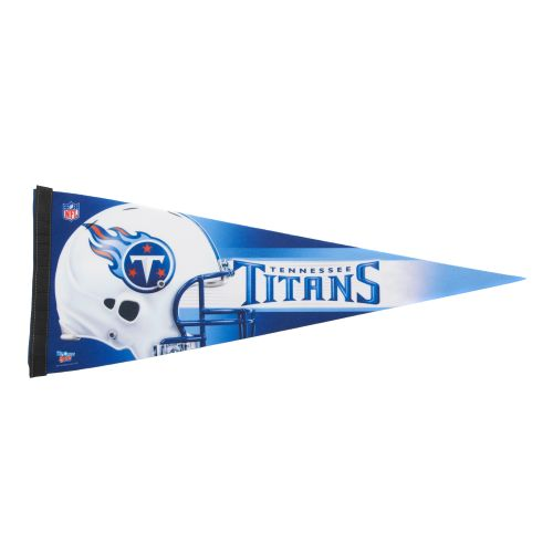 "WinCraft 12"" x 30"" Tennessee Titans Premium Pennant"