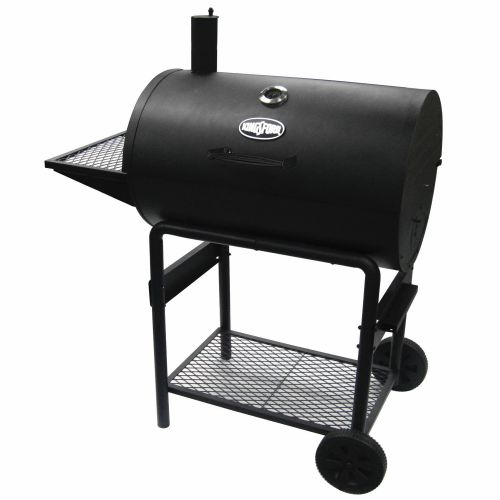 Display product reviews for Kingsford® Bronco Barrel Charcoal Grill