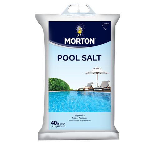 Morton® 40 lb. Pool Salt