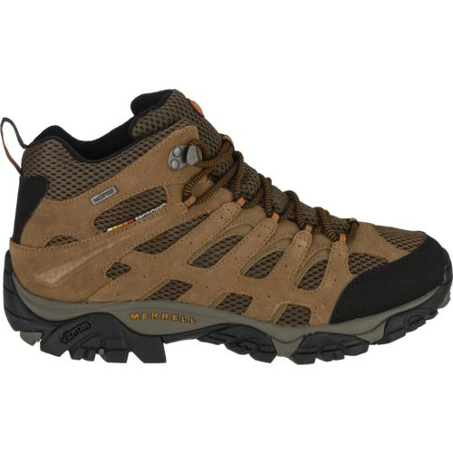 Merrell® Men's Moab Mid Waterproof Hiking Boots
