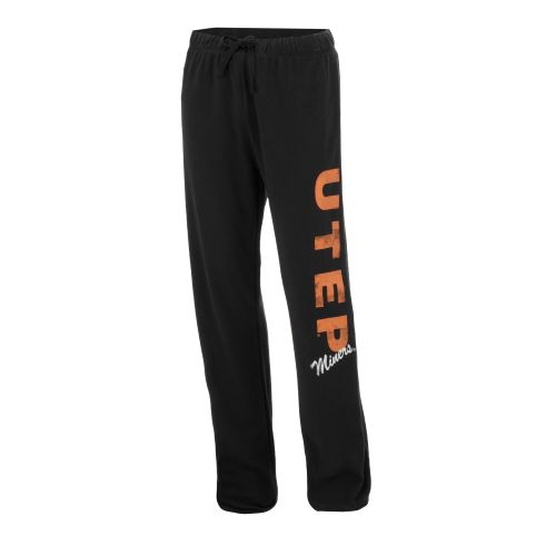 Colosseum Athletics Women's University of Texas at El Paso Cozy Fleece Pant