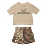 Lil' Magellan Toddlers' Short Set
