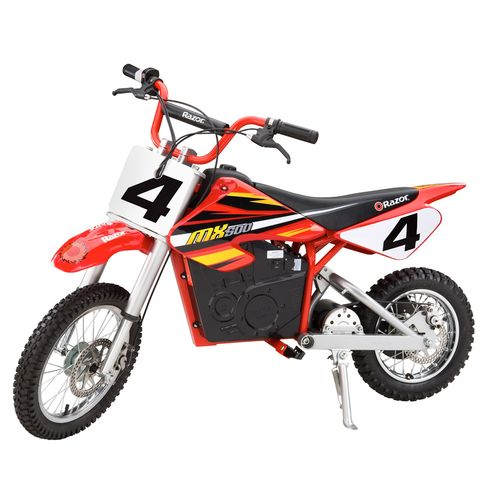 Display product reviews for Razor® Youth Dirt Rocket MX-500 Electric Dirt Bike