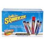 Sqwincher Squeeze 3 oz. Electrolyte Replacement Freezer Pops 50-Pack