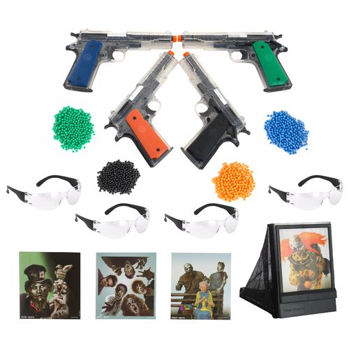 Image for Crosman Zombie Fun Kit from Academy