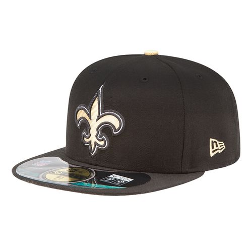 New Era Men's New Orleans Saints 59FIFTY Baseball Cap