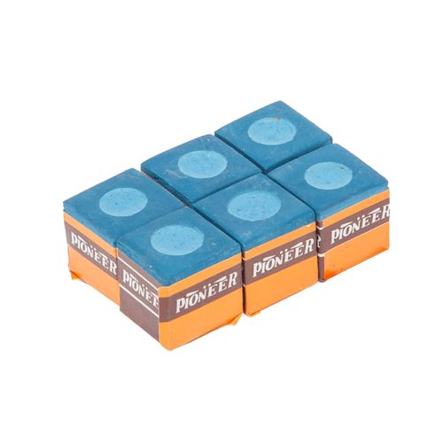 Superior Billiards Chalk 6-Piece Set