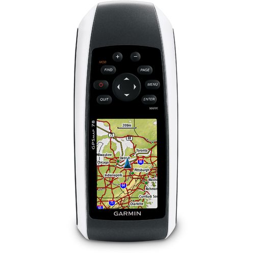 Garmin GPSMap  78 WAAS-Enabled Handheld GPS Receiver