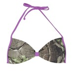 Realtree Junior's APG Push Up Bra Swim Top