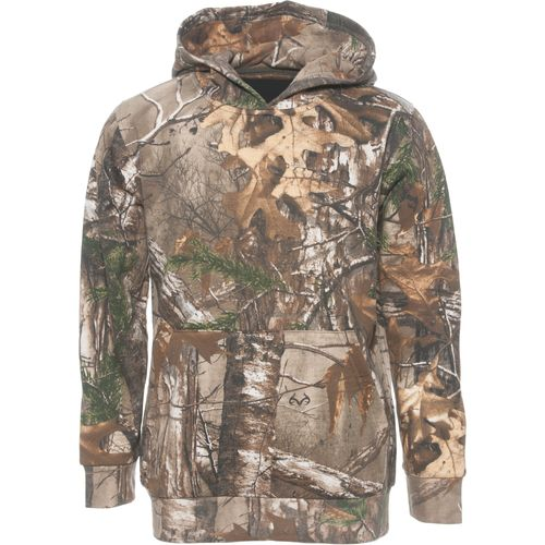 Image for Game Winner® Kids' Hart Creek CVC Realtree Xtra® Fleece Hoodie from Academy