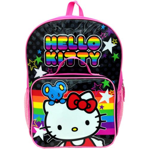 Image for Hello Kitty Backpack with Lunch Combo from Academy