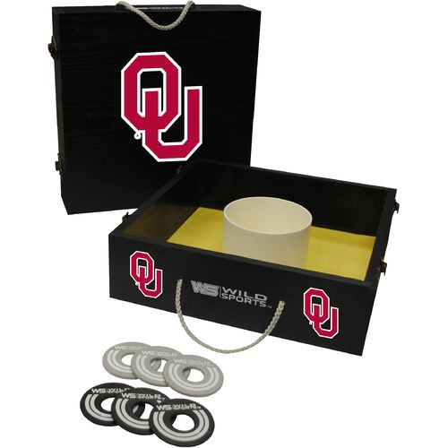 Wild Sports NCAA & NFL Team Washer Toss (Several Teams Availabe)