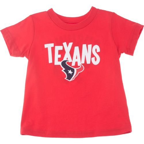 NFL Toddlers' Houston Texans J. J. Watt #99 Whirlwind T-shirt