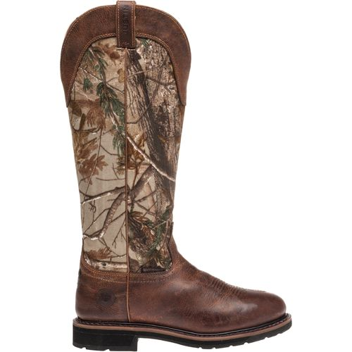Justin Men s Stampede Camo Wellington Hunting Boots