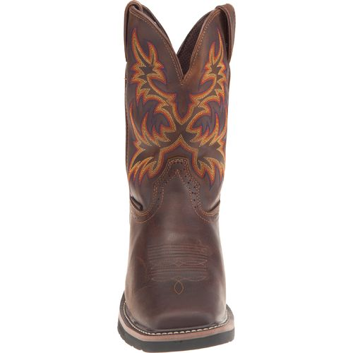 Justin Men's Rugged Cowhide Waterproof Western Boots - view number 3
