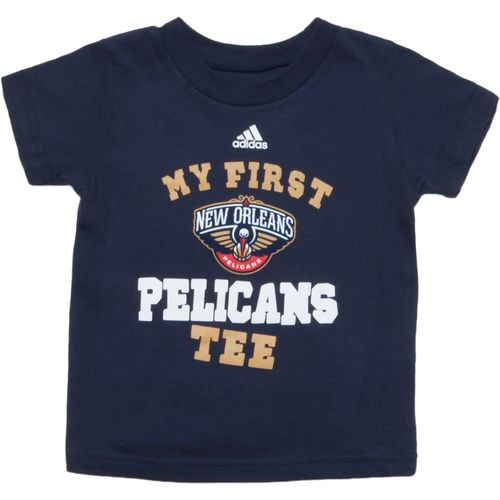adidas™ Toddlers' My New First New Orleans Pelicans T-shirt