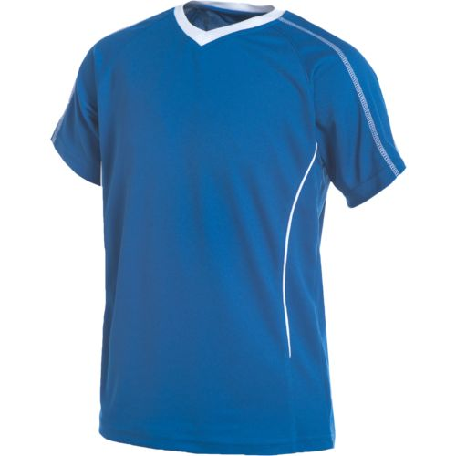 BCG™ Boys' Piped V-neck Soccer Shirt