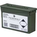 Federal® American Eagle XM193 .556 NATO 55-Grain Centerfire Rifle Ammunition