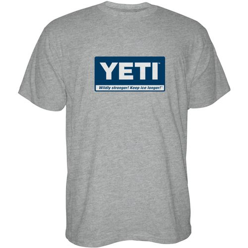 YETI Men's Billboard Logo Short Sleeve T-shirt