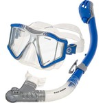 U.S. Divers Adults' Silicone Mask and Snorkel Combo