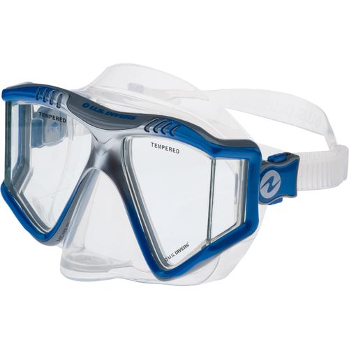 U.S. Divers Adults' Lux LX Purge Mask