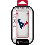 Mizco Houston Texans Ice iPhone 5/5s Case
