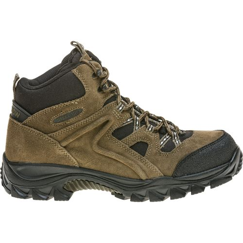 image for wolverine s brighton mid cut steel toe