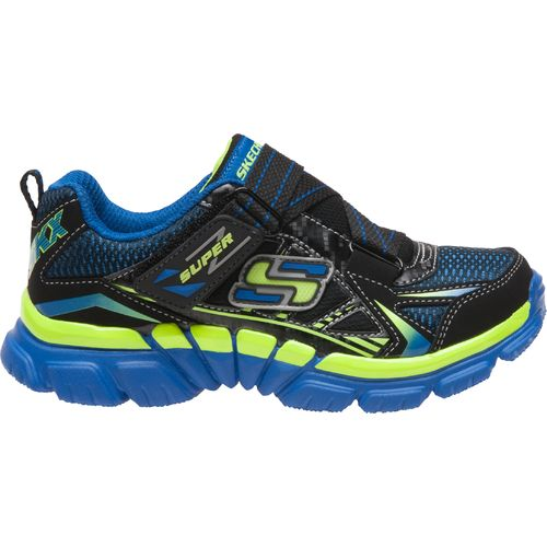 SKECHERS Boys  Tough Trax Quads Athletic Lifestyle Shoes