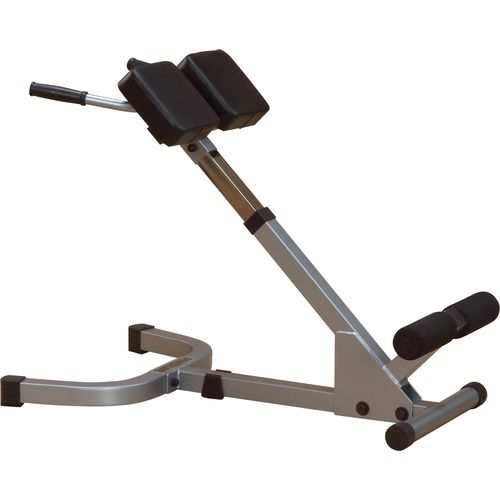 Body-Solid Powerline 45° Back Hyperextension Weight Bench