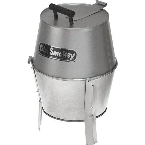 "Display product reviews for Old Smokey 14"" Charcoal Grill"