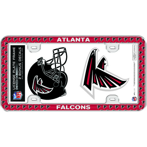Stockdale Atlanta Falcons License Plate Frame
