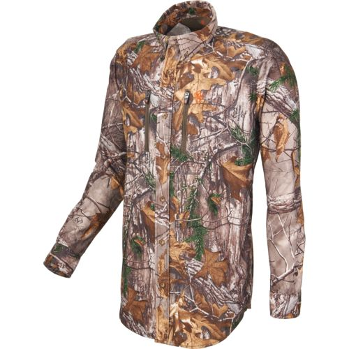 Game Winner  Men s Knox Realtree Xtra  Button Down Shirt
