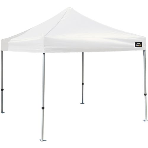 Display product reviews for ShelterLogic Alumi-Max 10' x 10' Pop-Up Canopy