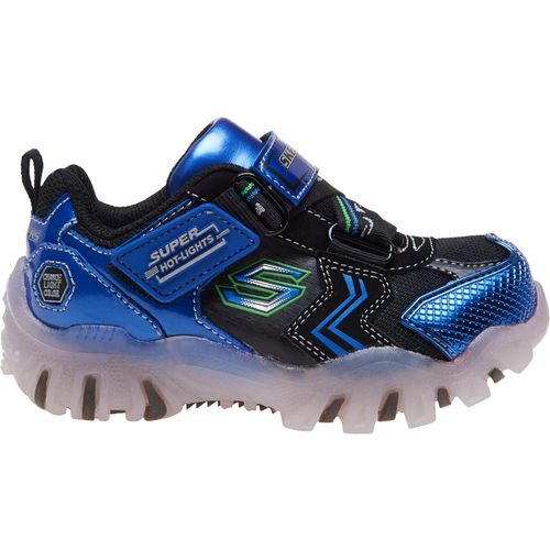 skechers boys 39 street lightz spektra light up shoes. Black Bedroom Furniture Sets. Home Design Ideas